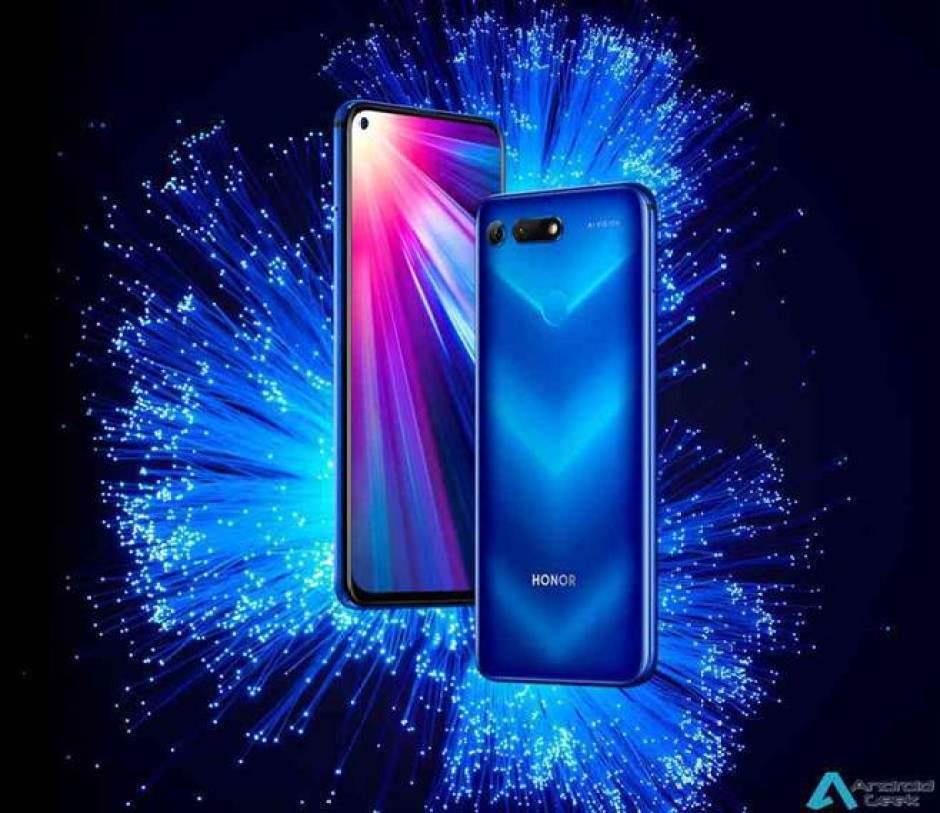 Honor View 20 oficialmente revelado como o primeiro smartphone do mundo a usar nanolitografia 1