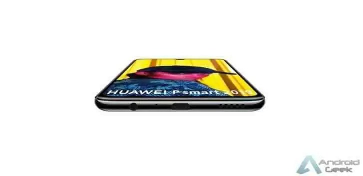 Huawei P Smart 2019 anunciado, tem um entalhe gota de água e Kirin 710 CPU 1