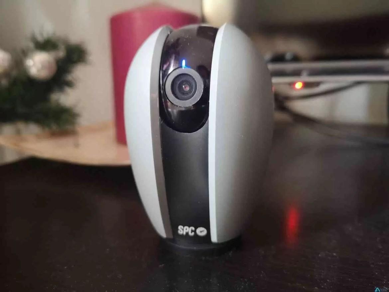 Análise SPC Teia 2, uma cãmera de vigilância 360º para que não vos escape nada 1