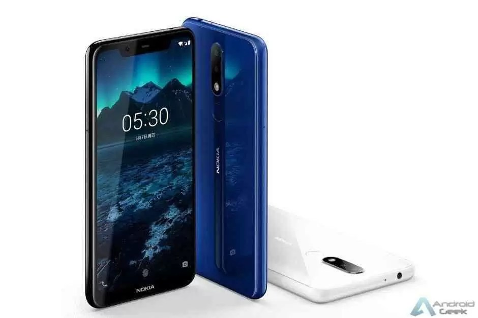 Nokia 5.1 Plus começa a receber atualização oficial do Android 9.0 Pie 1