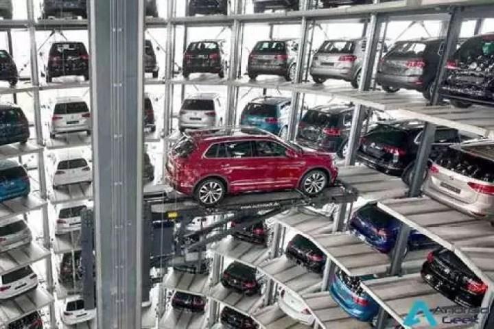 Gateway Portugal apresenta solução inteligente de estacionamento 1