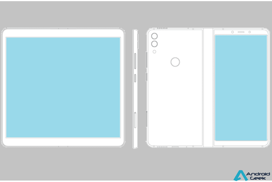 Patente ZTE para ecrã dobrável já foi aprovada 1