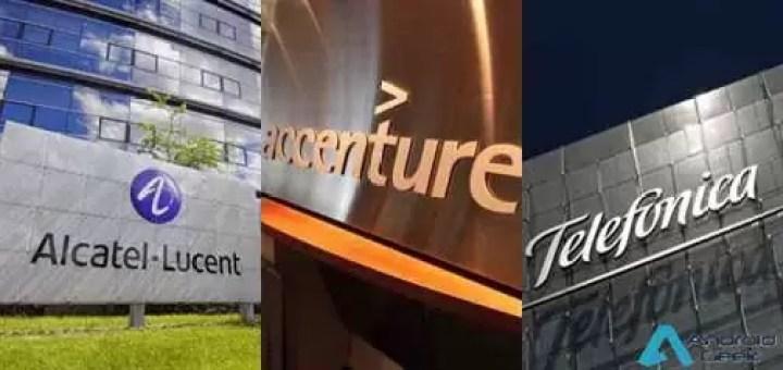 Accenture apoia Telefónica na transformação da experiência do consumidor 1