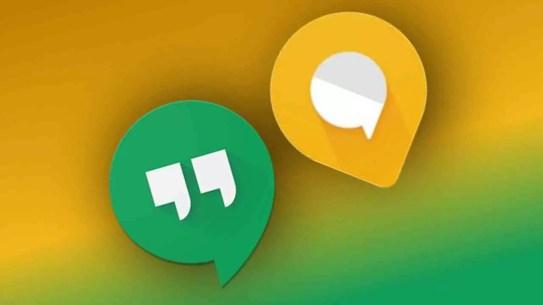 Google Allo e Hangouts