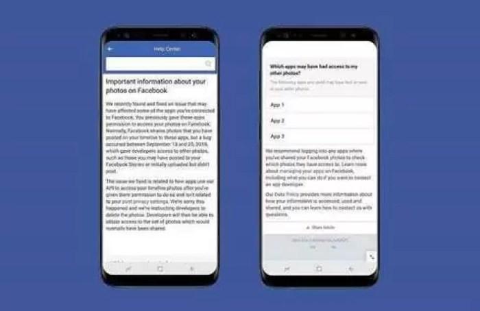 Facebook notificará utilizadores afetados por falhas na sua plataforma