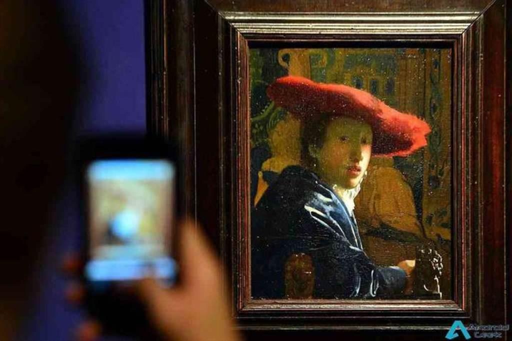 Uma galeria de arte no seu bolso - Conheça a obra de Vermeer em realidade aumentada 1