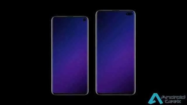 Leak Samsung: Renders de imprensa Galaxy S10 + revelados 2