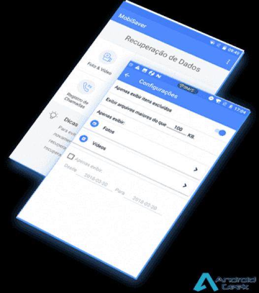 Análise EaseUS MobiSaver – Recuperar Arquivos Apagados em Android 3