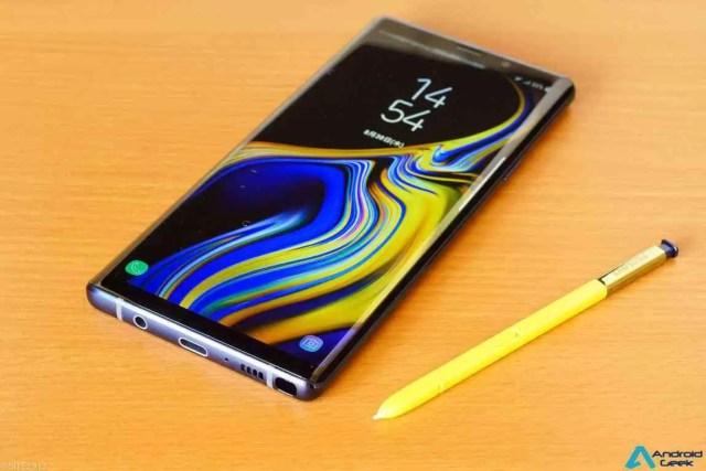 Samsung Galaxy Note 10 ecrã será enorme 1
