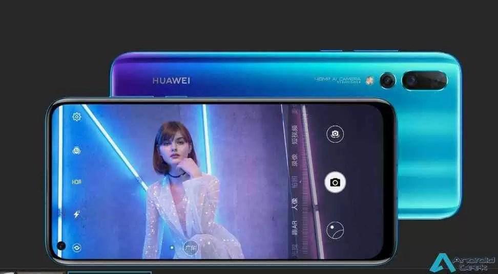 Protetor ecrã Galaxy S10 mostra um buraco de selfie mais elegante no Display do que no A8s 3