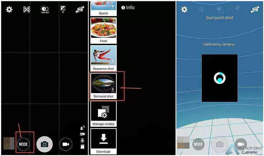 Como tirar uma foto de 360 ° em qualquer Android (APK aqui) 2