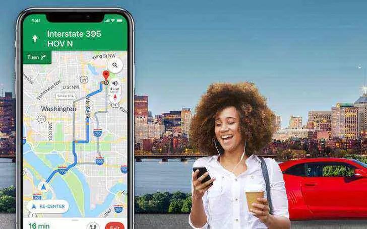Google Assistant integrado no Google Maps 1