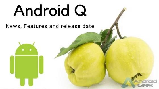 Android Q primeira edição pode chegar em maio com recurso global modo escuro 2