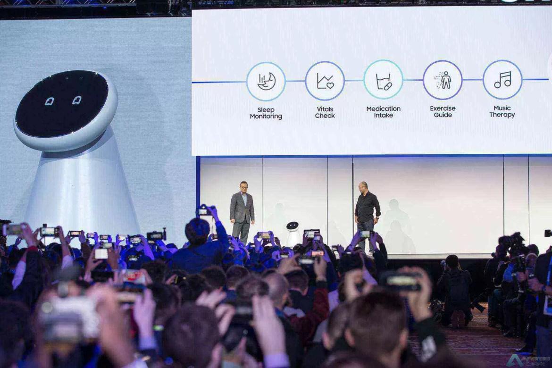 Samsung revela o futuro da Vida Conectada na CES 2019 5