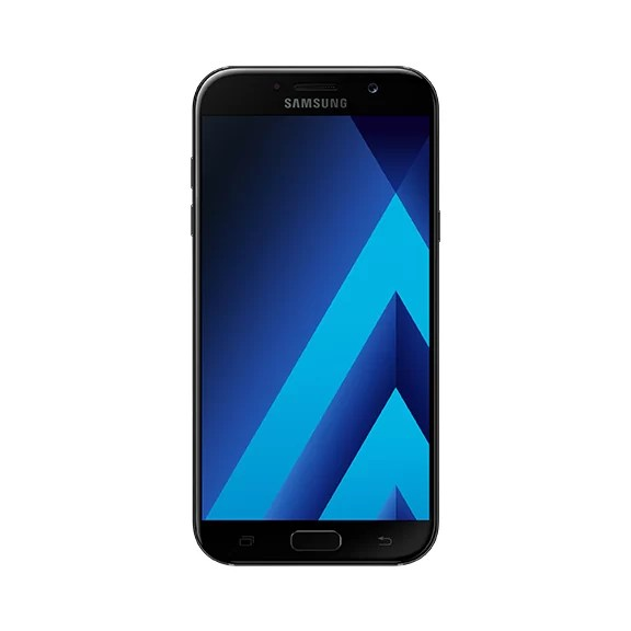 Samsung Galaxy A7 2017 visto no Geekbench com Android 9 Pie 1