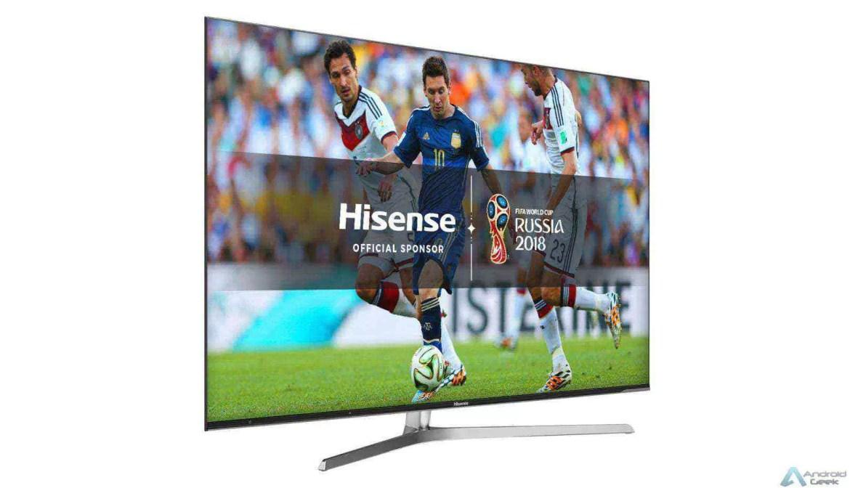 Análise Hisense de 55 polegadas Series 7 Smart TV 4K H55U7A 1