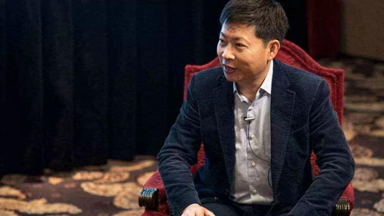 Os EUA não têm como nos esmagar, diz o fundador da Huawei 1