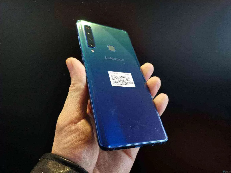 Análise Samsung Galaxy A9: o primeiro smartphone de quatro câmaras do mundo 10