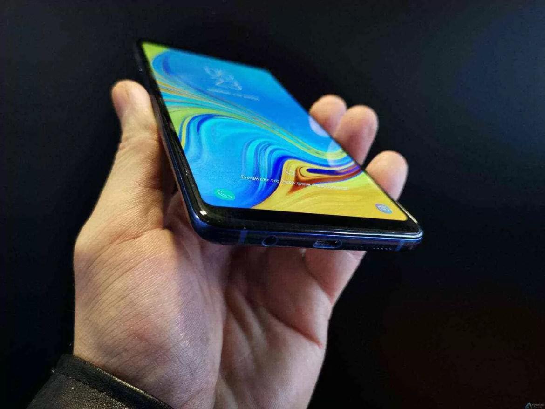 Análise Samsung Galaxy A9: o primeiro smartphone de quatro câmaras do mundo 7