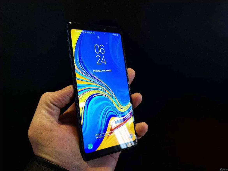 Análise Samsung Galaxy A9: o primeiro smartphone de quatro câmaras do mundo 6