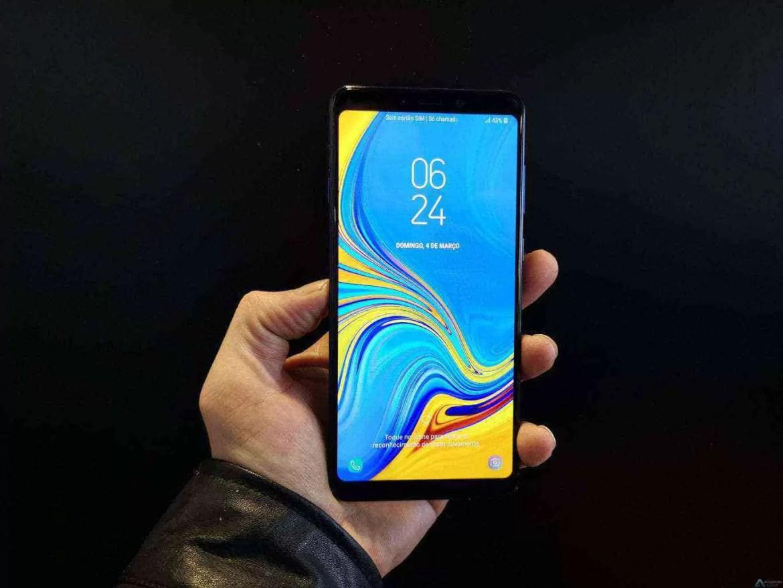 Análise Samsung Galaxy A9: o primeiro smartphone de quatro câmaras do mundo 3