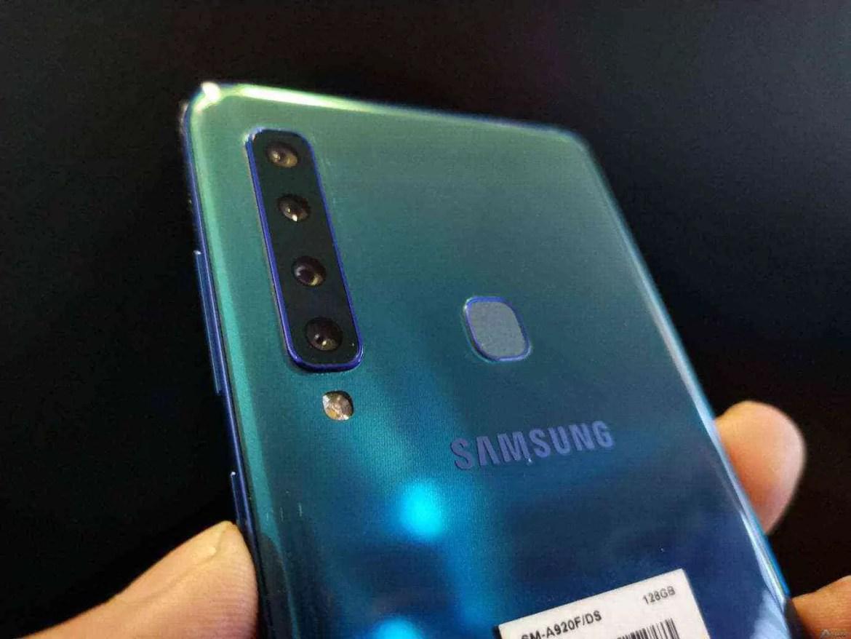 Análise Samsung Galaxy A9: o primeiro smartphone de quatro câmaras do mundo 8