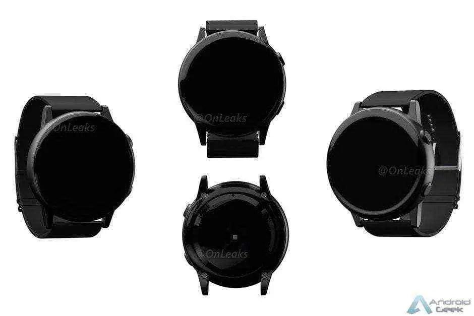Samsung Galaxy Sport revelado com diferenças cruciais do Galaxy Watch 2