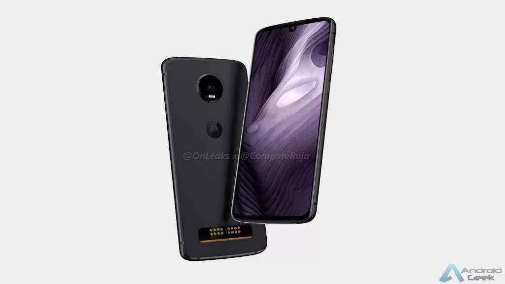 Moto Z4 Play: Motorola mantém-se fiel ao sistema de módulos 2