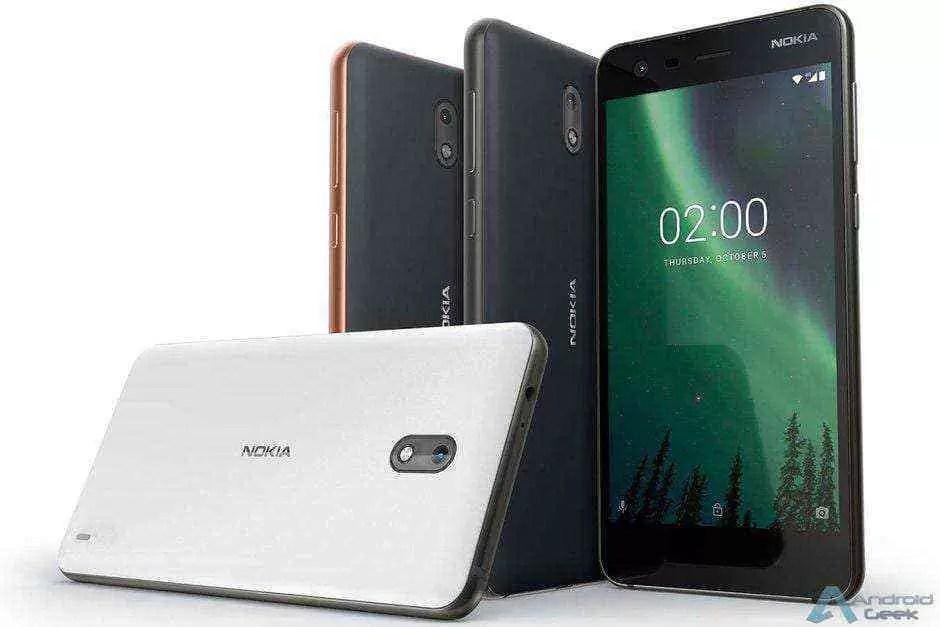 Atenção utilizadores Nokia 2: Android Oreo ou bom desempenho? A escolha é vossa 1