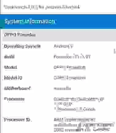 """OPPO Poseidon with SD 855 discover a Geekbench database 5 """"width ="""" 379 """"height ="""" 437 """"srcset ="""" https://i2.wp.com/androidgeek.pt/wp-content/uploads/2019/01/OPPO-POSEIDON.jpeg?w=379&ssl=1 379w, https://i2.wp.com /androidgeek.pt/wp-content/uploads/2019/01/OPPO-POSEIDON.jpeg? Psoidon with SD 855 discovered in the Geekbench d atabasis 5 """"data-recalc-dims ="""" 1"""