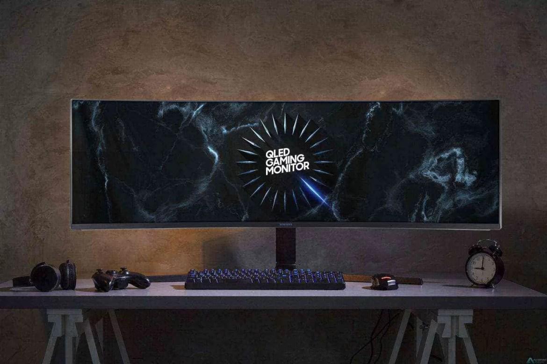 Nova gama de ecrãs Samsung desenvolvida para espaços de trabalho modernos e Gaming de próxima geração 1