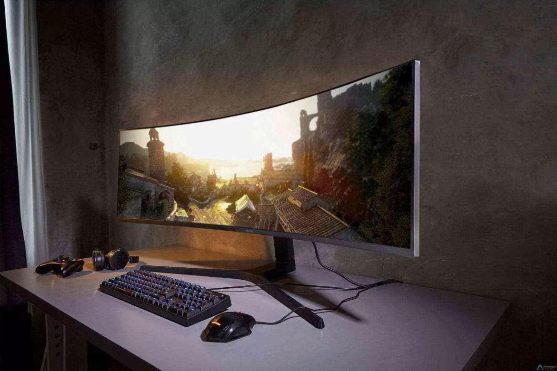 Nova gama de ecrãs Samsung desenvolvida para espaços de trabalho modernos e Gaming de próxima geração 2