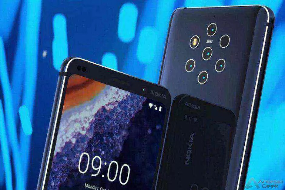 Teaser confirma Nokia 9 e a sua configuração de câmara penta para 24 de fevereiro 1