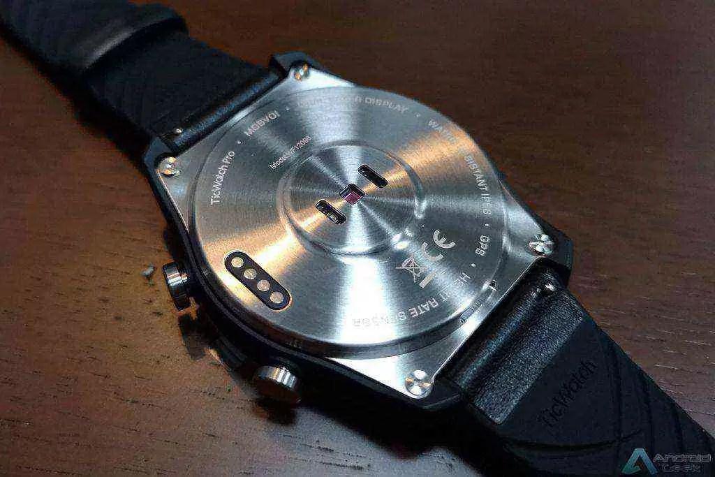 Análise Ticwatch Pro um Smartwatch com pinta 2