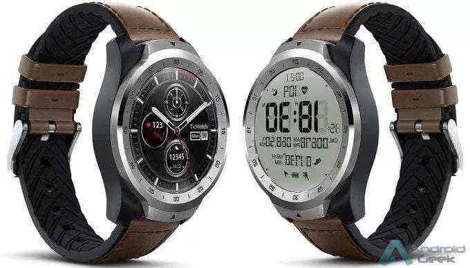 Análise Ticwatch Pro um Smartwatch com pinta 4