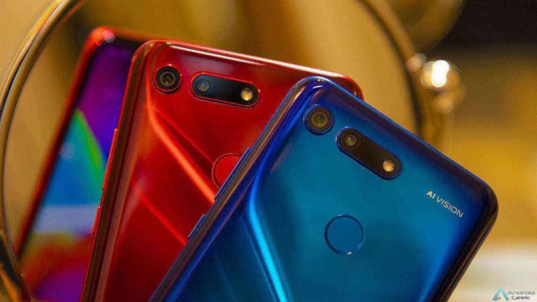 Huawei Honor View 20 apresentado oficialmente na Europa: Preços Disponibilidade e Especificações 1