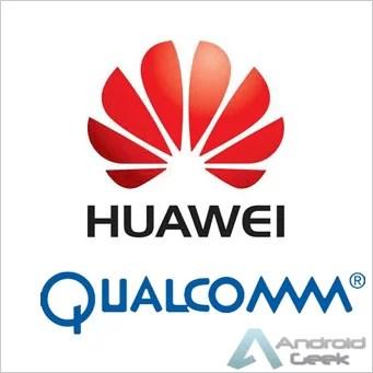 Governo dos EUA pede ajuda à Huawei para condenar a Qualcomm 1