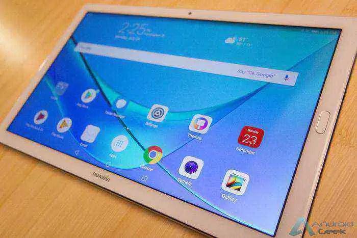 Análise Huawei MediaPad M5 perfeito para multimédia 6