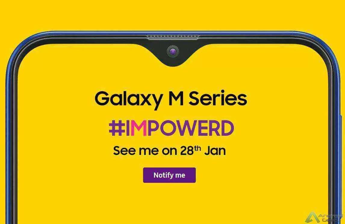 Projeto Samsung Galaxy M, características e data de lançamento confirmadas pela Samsung 1