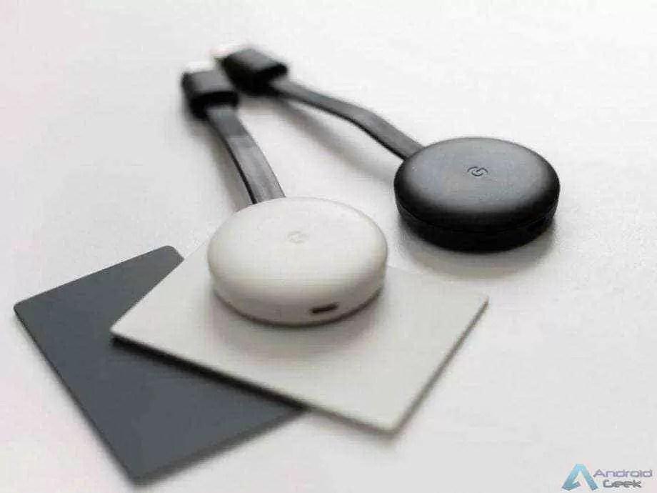 Novo Google Chromecast chega hoje a Portugal 1