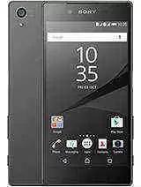 Ficha Técnica Sony Xperia Z5 e tudo o que precisam saber 1