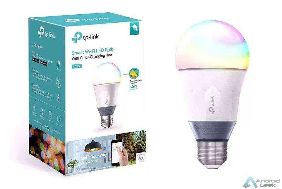 TP-Link   5 motivos para adorar lâmpadas inteligentes 1