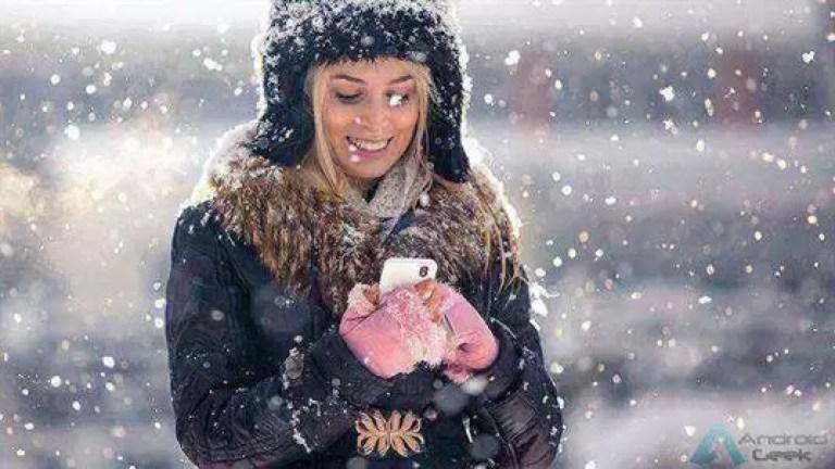 Tira o melhor partido do teu smartphone nas viagens de inverno como o usar em caso de emergência! 1