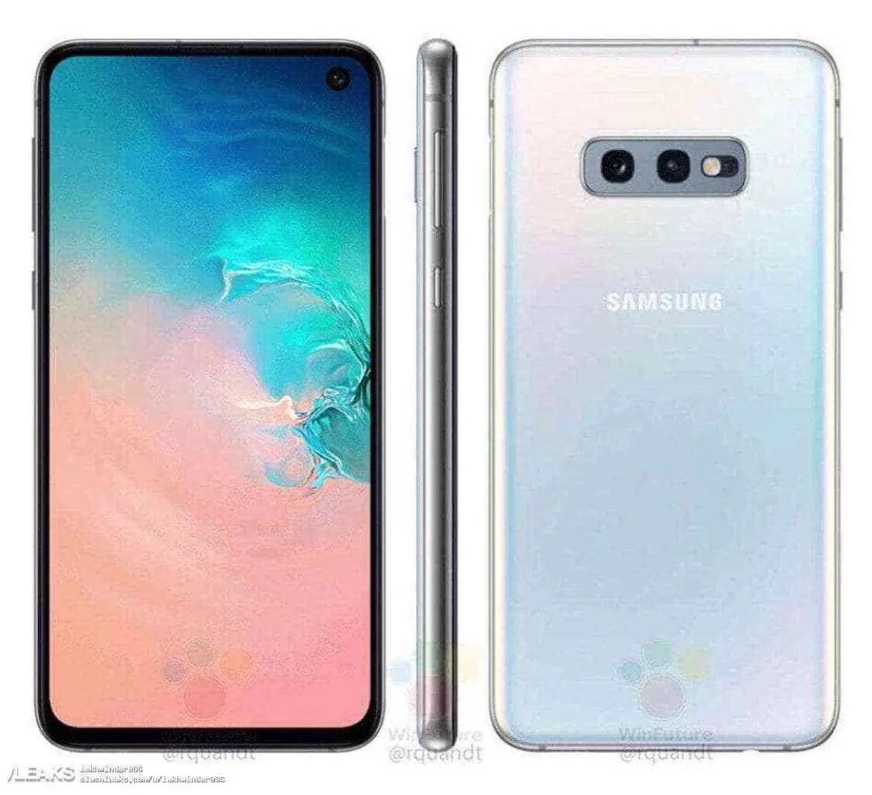 Samsung Galaxy S10 Plus deve ser mais fino que o S9 Plus, mas com uma bateria muito maior 1