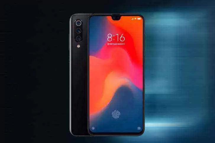 Xiaomi Mi 9 foi projetado por Mi Liu, o homem por trás do Mi 6 1