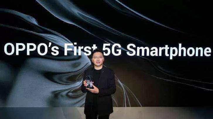 O próximo FlagShip da Oppo terá Snapdragon 855 e conectividade 5G 1