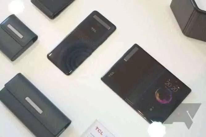 TCL quer fazer telefones dobráveis que não custem milhares de dólares 1