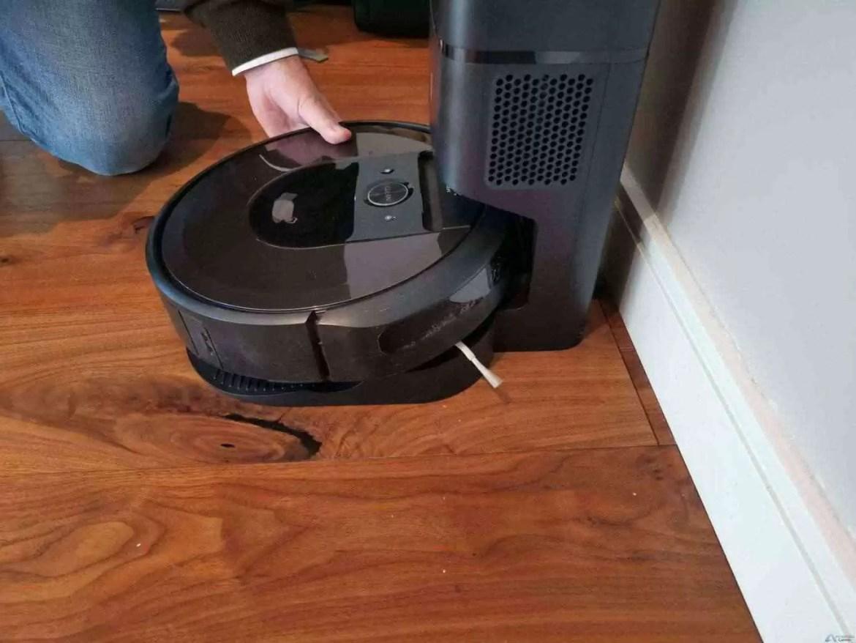 Análise iRobot Roomba i7+ o melhor e mais inteligente aspirador de sempre 3