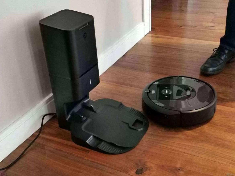Análise iRobot Roomba i7+ o melhor e mais inteligente aspirador de sempre 10