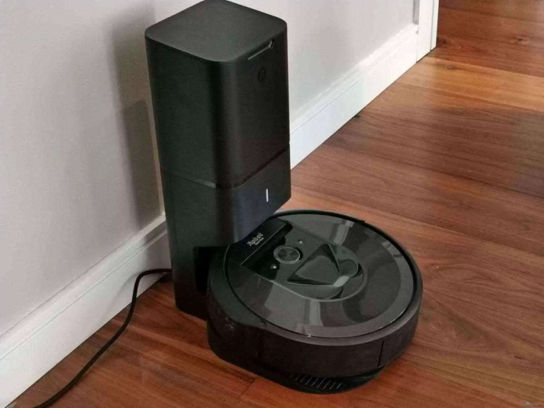 O iRobot Roomba i7 + está pronto para vos servir 2